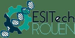 logo de l'école d'ingénieurs ESITECH Rouen