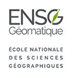 logo écoles géologiques ENSG Géomatique