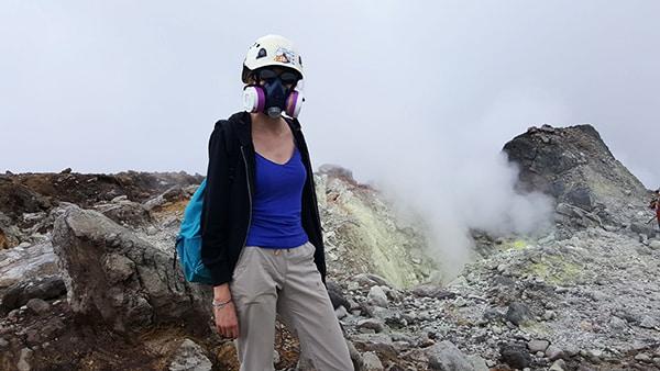 témoignages ingénieurs géologie volcanisme